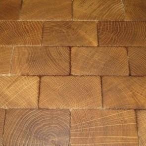 Holzpflaster
