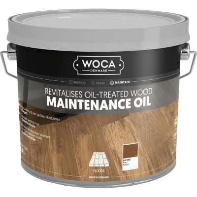 WOCA Pflegeöl für natur geölte Oakland-Böden - 1 L