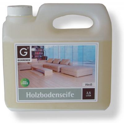 Basic Holzbodenseife weiß 2,5 Liter