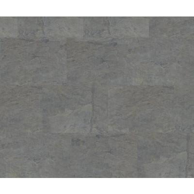 Classic Line Kork-Klickparkett Corkstone Schiefer Verde / Thermocor versiegelt / 620x450x10 mm