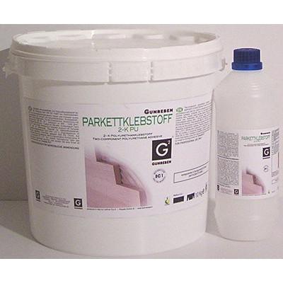 Basic Parkettkleber 2-K PU lösemittelfrei - 10 kg Gebinde