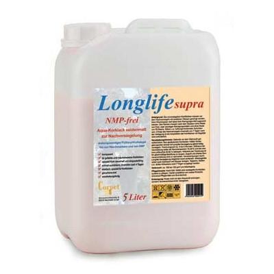 Premium Lack Longlife Supra für Classic Line Korkböden für Versiegelung - Verbrauch 1 L = 7-8 m² / 5 L