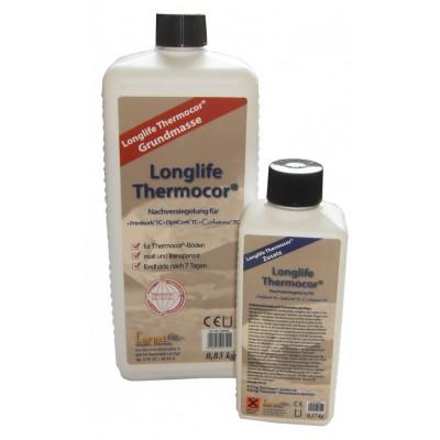 Thermocor Lack für vorbehandelte Classic Line Kork- und Vinylböden + Zusatz (Kombigebinde) für Versiegelung - 1 L