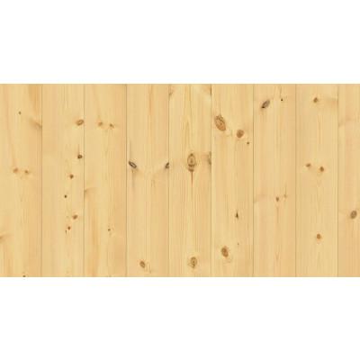 Basic Massivholzdiele Kiefer A (nordisch) roh - 21x137x3250-5350 mm Detailbild