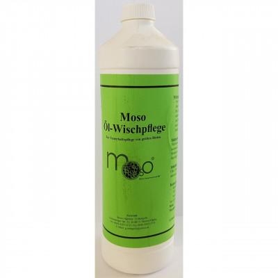 Moso Öl-Wischpflege - Unterhaltspflege für naturgeölte Bambusböden 1 Liter