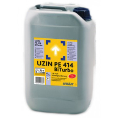 Schnellgrundierung UZIN PE 414 Bi Turbo für 2K und 1K Kebstoffe - 6 kg