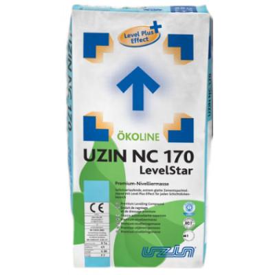 UZIN NC 170 LevelStar Nivelliermasse selbstverlaufend 0-50 mm