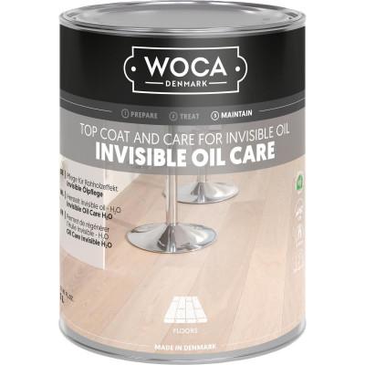 WOCA Invisible Öl Care - 1.0 L