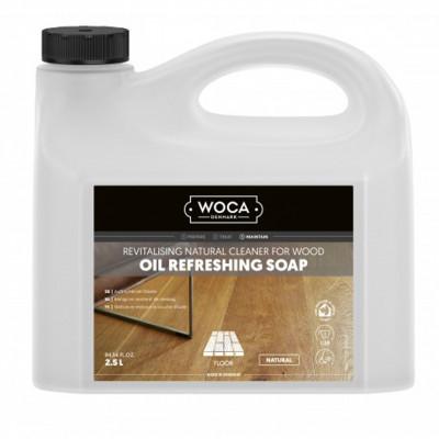 WOCA Ölrefresher natur Unterhaltspflege - 2,5 L