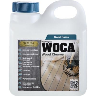 WOCA Intensivreiniger zur Pflege von Trendfloor geölten Böden - 200-300 m² pro Liter / 1 Liter