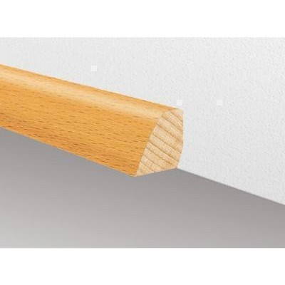 Massivholzleiste SL 108 - Eiche roh / 14 x 18 x 2700 mm