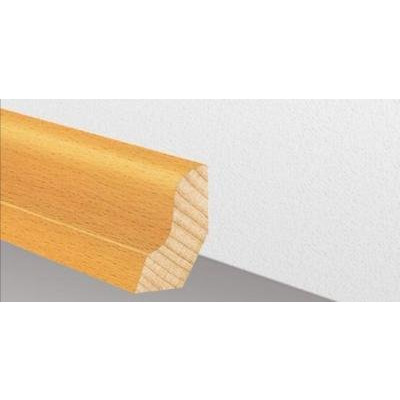 Massivholzleiste SL 550 - Eiche roh / 22 x 40 x 2700 mm