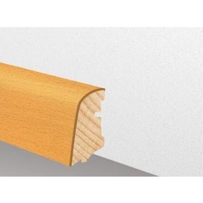 Furnierholzleiste SL 553 UM - Buche lackiert / 22 x 45 x 2700 mm
