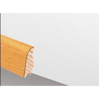 Furnierholzleiste SL 554 UM - Buche lackiert / 20 x 40 x 2700 mm