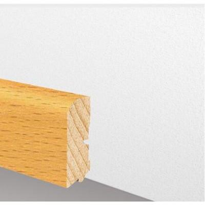 Massivholzleiste SL 609 - Eiche geölt / 20 x 60 x 2700 mm