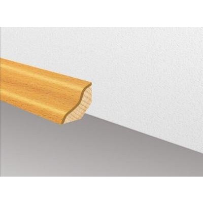 Furnierholzleiste SL 500 UM - Buche lackiert / 22 x 25 x 2700 mm