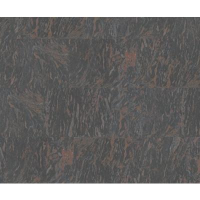 Classic Line Kork-Klickparkett Corkstone Granit Tropical black / Thermocor versiegelt / 620x450x10 mm