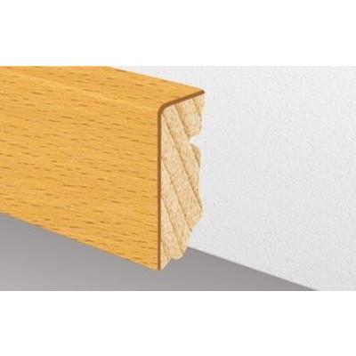 Furnierholzleiste CUBE 630 UM - Eiche roh / 16 x 40 x 2700 mm