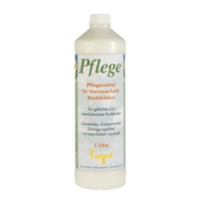 Hartwachsöl-Pflege für alle Hartwachs-Öl-Oberflächen der ClassicLine Korkböden   / 1 Liter