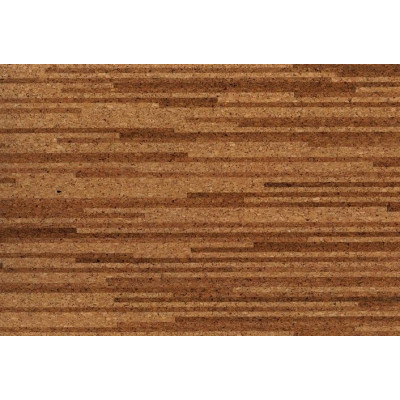 Classic Line Kork-Klickparkett Mikado Premium vorbehandelt / Longlife supra versiegelt / 915x305x12 mm
