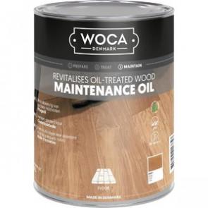 WOCA Pflegeöl für grau geölte Oakland-Böden - 1 L