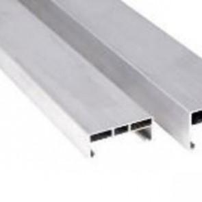 Alu-Unterkonstruktion 26x60 mm und 40x60 mm