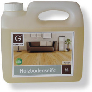 Basic Holzbodenseife natur 2,5 Liter