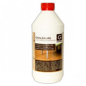 Basic Oxalsäure für Terrassendielen - 40 g