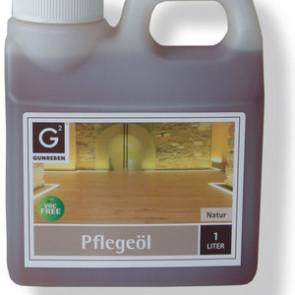 Basic Pflegeöl natur für Unterhaltspflege geölter Boden 1 Liter