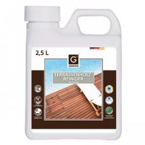 Basic Terrassenholzreiniger für Basic Holz-Terrassendielen - 2,5 L