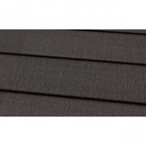 WPC Massiv Oberfläche/Oberseite dunkelgrau sägerau fein Detailbild