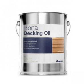 Bona Deck Oil für Außenbereiche neutral - 10 Liter
