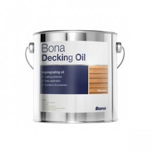Bona Deck Oil für Außenbereiche neutral - 2,5 Liter