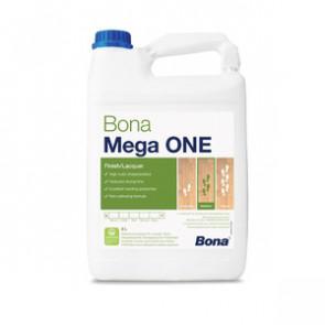 Bona MEGA One halbmatt wasserbasierter 1K PU Lack - 1 Liter