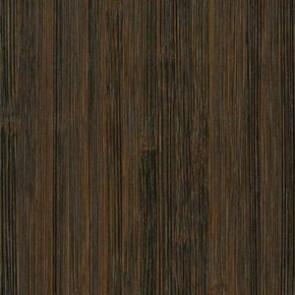Moso Topbamboo 3-Schicht Bambusboden Hochkantlamelle gedämpft COLONIAL gebürstet farb-lackiert Detailbild