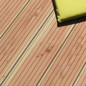 Terrassendiele Douglasie genutet