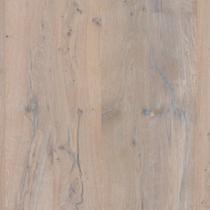 Basic 3-Schicht-Landhausdiele Eiche Classic Click rustikal gebürstet 15% weiss vorgeölt Detailbild