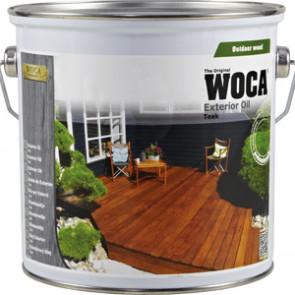Moso Pflegeöl für Bambus-Terrassendiele Teak-Öl für Bambus-Terrassendiele - 2,5 L