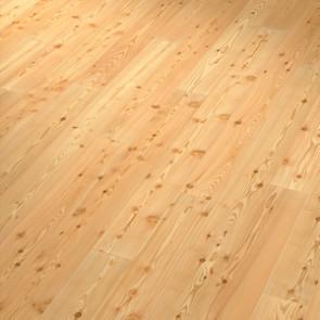 Oakland Landhausdiele Lärche rustic scrubbed mat lacquered Verlegebild