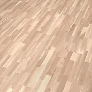 Oakland Schiffsboden Eiche vital white mat lacquered Verlegebild