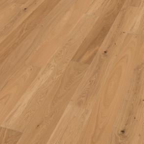 Oakland Landhausdiele Eiche vital scrubbed mat lacquered Verlegebild
