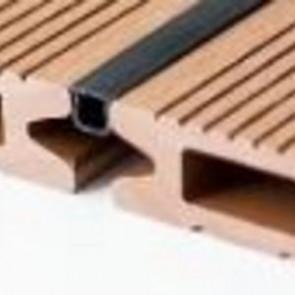 Basic Fugendichtungsband für Basic Holz- und WPC-Terrassendielen schwarz 4 mm Fuge