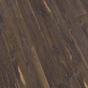Altholzdiele stark geräuchert, gebürstet, natur geölt Detailansicht