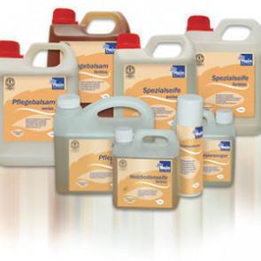 Hain Holzreiniger für geölte Hainböden zum Lösen von Wasserflecken, Wein etc. auf geölten Hain-Böden - Sprühflasche 240 ml