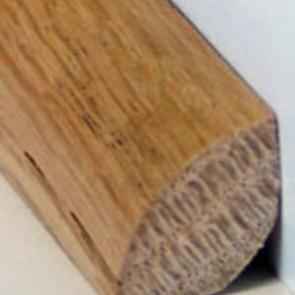Basic Massivholzleiste Eiche 14/14 (Viertelstab) geölt - 14x14x2000-3000 mm