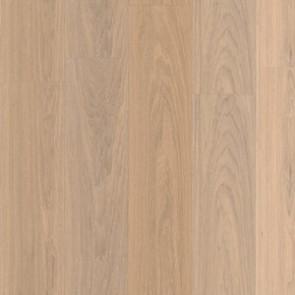Basic Massivholzdiele Eiche Eleganz weiß geölt Detailbild