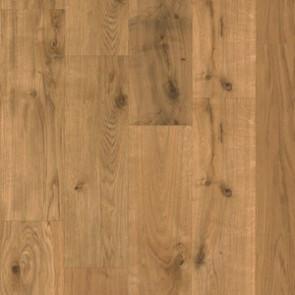 Basic Massivholzdiele Eiche Markant Detailbild