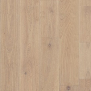 Basic Massivholzdiele Eiche Natur weiß geölt Detailbild