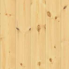 Basic Massivholzdiele Kiefer A (nordisch) roh - 27x182x3250-5350 mm Detailbild