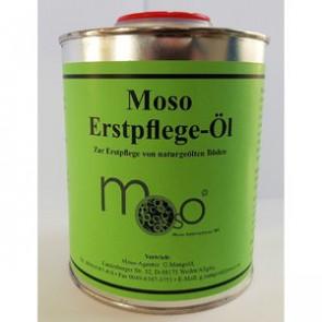 Moso Erstpflegeöl für naturgeölte Bambusböden 0,75 Liter